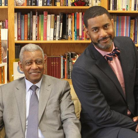 Rev. Otis Moss Jr. and Rev. Otis Moss III