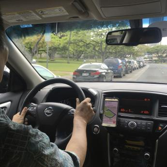 Why male Uber drivers make more, according to researchers