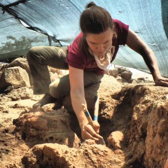 Scholars excavate Sam'al