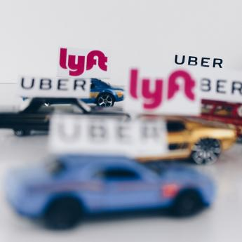 Ubers and Lyfts